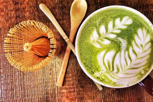 Matcha Latte - delivery menu
