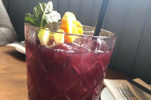 QUART OF RED SANGRIA( Must be 21 to purchase ) - delivery menu