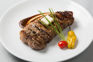 Rib Eye Steak  - delivery menu