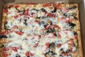Portobello Sicilian Pizza - delivery menu