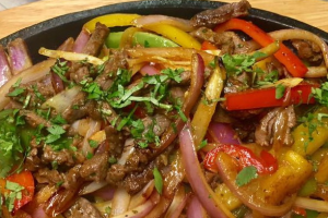 Grilled Mixed Fajitas - delivery menu