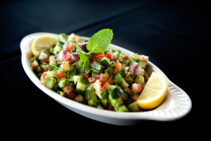 18. Salad Shirazi - delivery menu