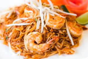 24. Pad Thai  - delivery menu