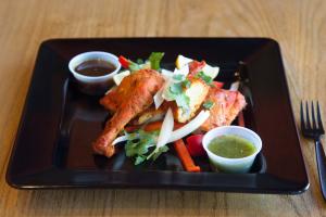 13. Chicken Tandoori - delivery menu