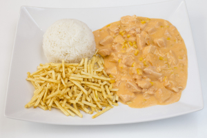 Chicken Stroganoff - delivery menu