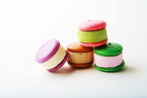 Macaroon Ice Cream - delivery menu