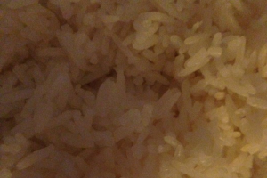 5. Steamed Rice - delivery menu