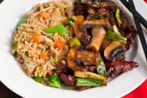 505. Mongolian Beef Tenderloin - delivery menu