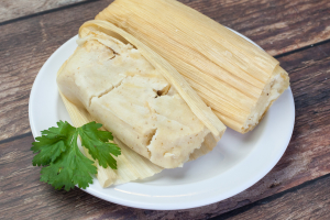 Chicken Tamales - delivery menu