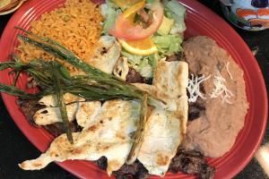 #6. Azteca Mixta - delivery menu