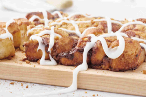 Cinnamon Pull Aparts - delivery menu