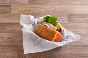 Kid's Kirk Burger - delivery menu