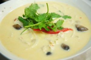 32. Tom Kha Gai Soup - delivery menu