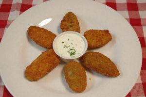 5 Wild Jalapeno Poppers - delivery menu