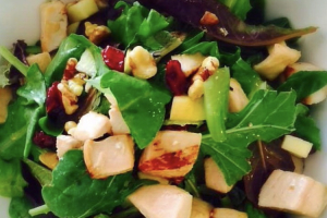 Chicken Waldorf Salad - delivery menu