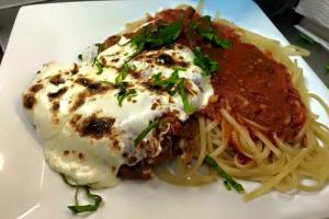 Da Best Chicken Parmigiana - delivery menu
