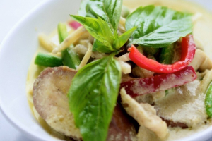 C3. Green Curry - delivery menu