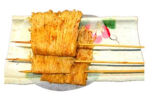 Enoki Mushroom BBQ - delivery menu