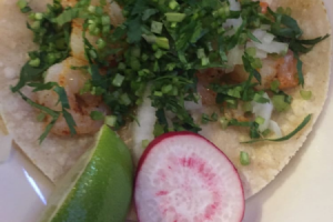 Shrimp Taco - delivery menu