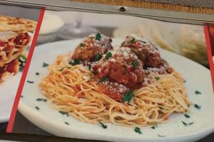Meatball Parmigiana Pasta - delivery menu