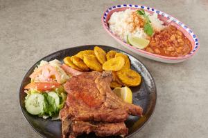 Pork Chops - delivery menu