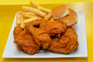 Chicken Delight - delivery menu