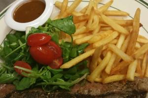 Steak Au Poivre - delivery menu