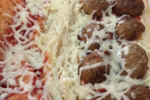 Meatballs Parmigiana Sandwich - delivery menu