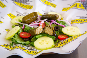 Mediterranean Greek Salad - delivery menu