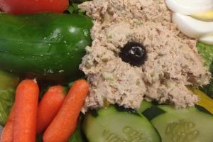 Tuna Salad - delivery menu