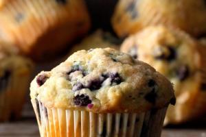 B. Muffin - delivery menu