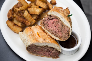 Sarge's French Dip Sandwich - delivery menu