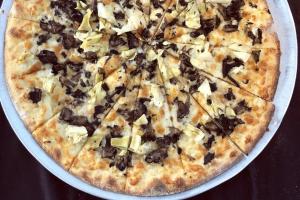 Truffle Pizza - delivery menu