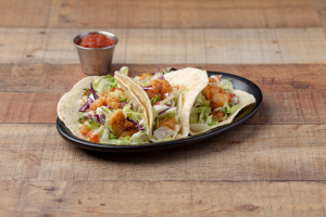 Shrimp Tacos - delivery menu