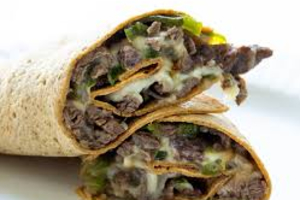 Steak and Cheese Wrap - delivery menu