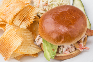 Lobster Club - delivery menu