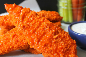 Chicken Tender Fritters - delivery menu