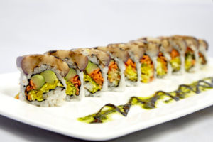 Purple Passion Roll - delivery menu