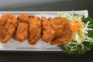 4. Shrimp Cake - delivery menu
