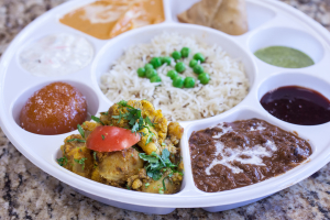 All India Special Thali - delivery menu