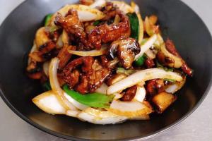 303. Mongolian - delivery menu