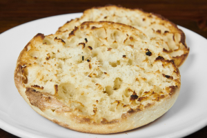 Toasted English Muffin - delivery menu