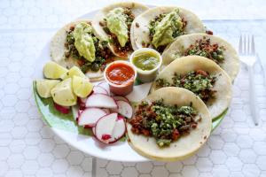 Nortenos Taco - delivery menu