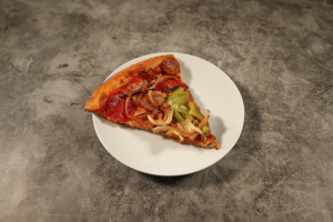 Supreme Pizza - delivery menu