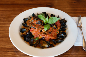 Mussels Marinara - delivery menu