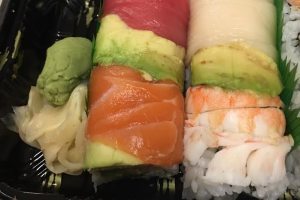 Rainbow Maki - delivery menu