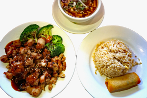 L15. Teriyaki Chicken Lunch Special - delivery menu