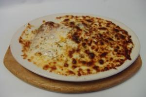 15. Frango a Parmegiana - delivery menu