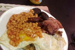Ulster Fry Platter Breakfast - delivery menu