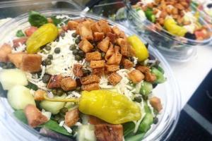 Ultimate Greek Salad - delivery menu
